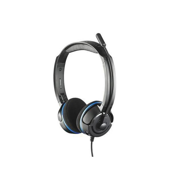 Turtle Beach - Casque micro EarForce PLA Turtle Beach pour PS3, PC, Mac - Casque gaming - Turtle Beach