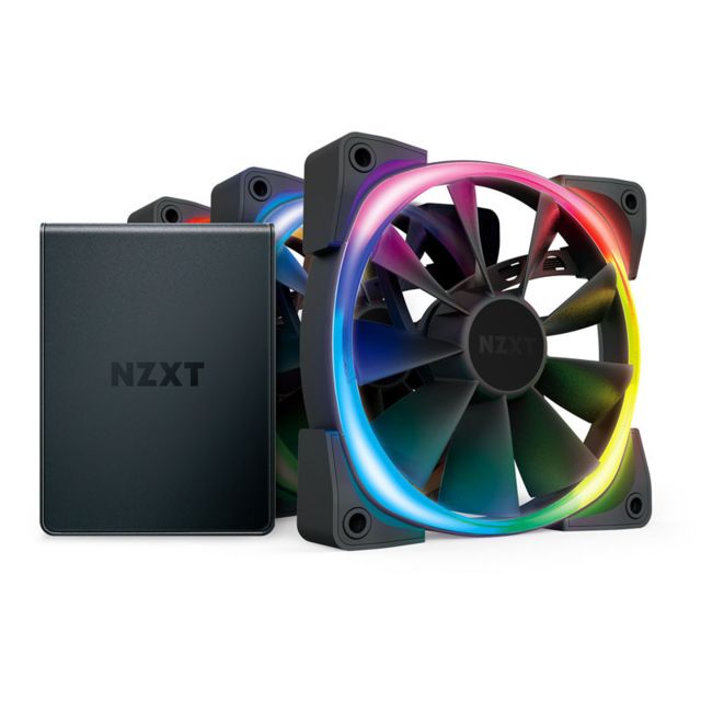 Nzxt -AER RGB 2 Starter Kit Nzxt  - Personnalisation du PC