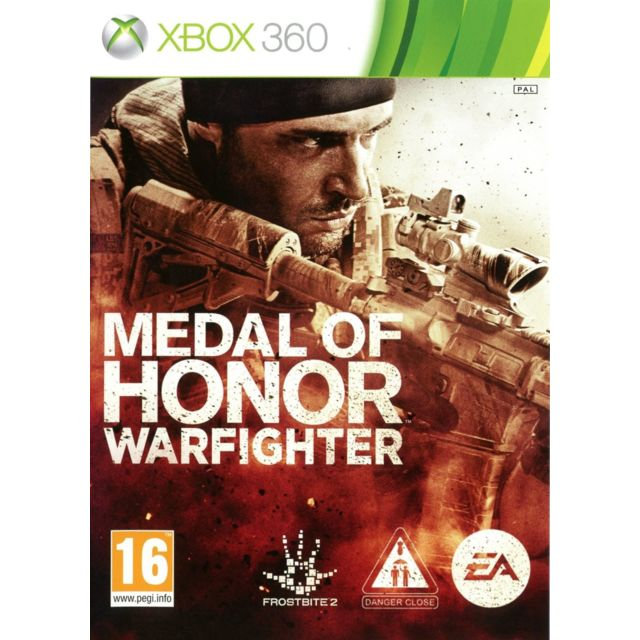 Electronic Arts - Medal of Honor Warfighter Electronic Arts   - Jeux XBOX 360