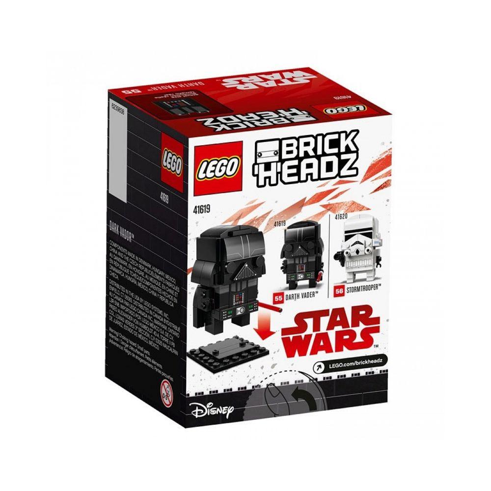 Lego LEGO® Brickheadz - Darth Vader? - 41619