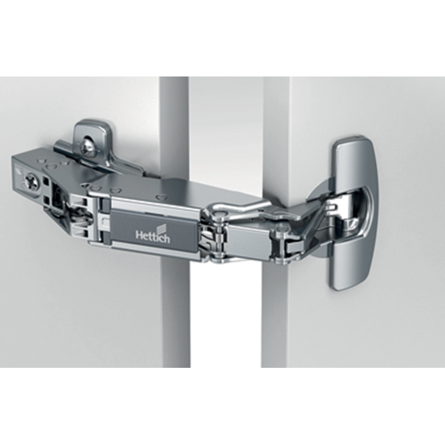 Hettich France - Charnière HETTICH Sensys 8657i - Base 12,5 mm TH 52 - À visser - 9099540 - Hettich France