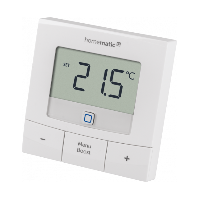 Homematic Ip - Thermostat mural - Basic Homematic Ip   - Domotique Homematic IP