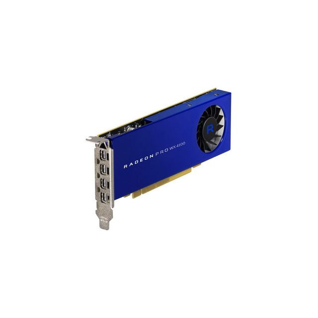 Amd - AMD Radeon Pro WX 4100 - Carte Graphique AMD