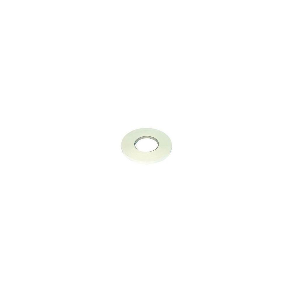 Itar Chant mélaminé blanc 23x0.39 - Version : Pré-encollé - Décor : Blanc lisse - ITAR