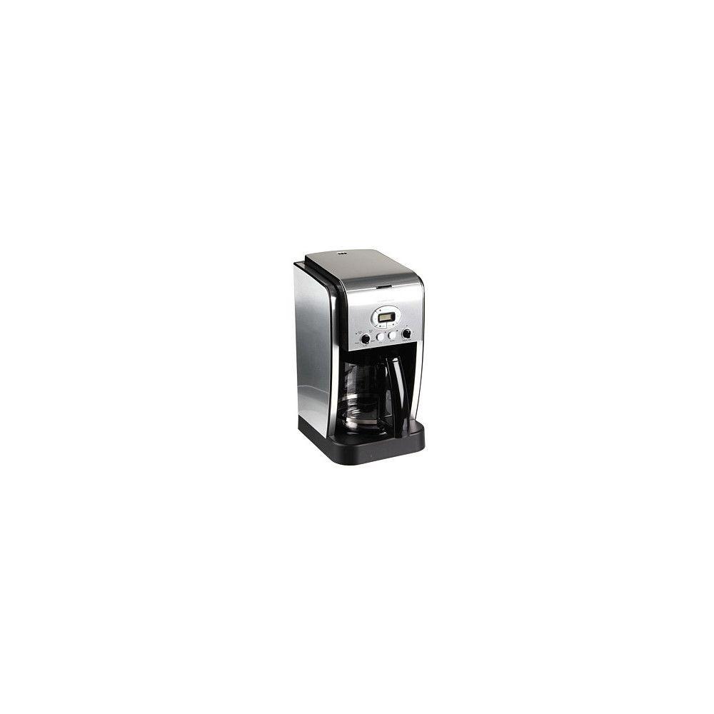 Cuisinart CUISINART Cafetière Programmable 18 Tasses Inox Brossé DCC2650E
