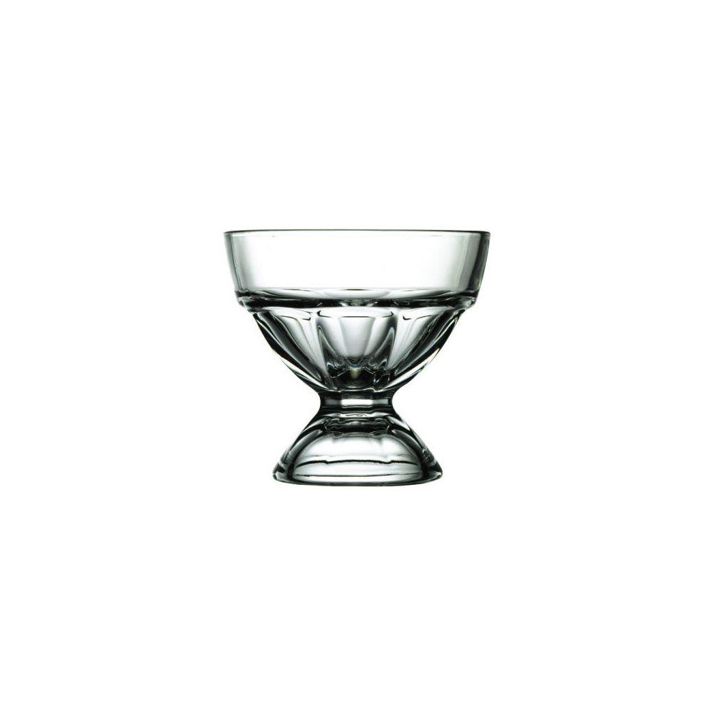 Materiel Chr Pro Coupe de Glace et Desserts 290 ml - Lot de 6 - Stalgast - 11,4 cm Verre trempé 29 cl