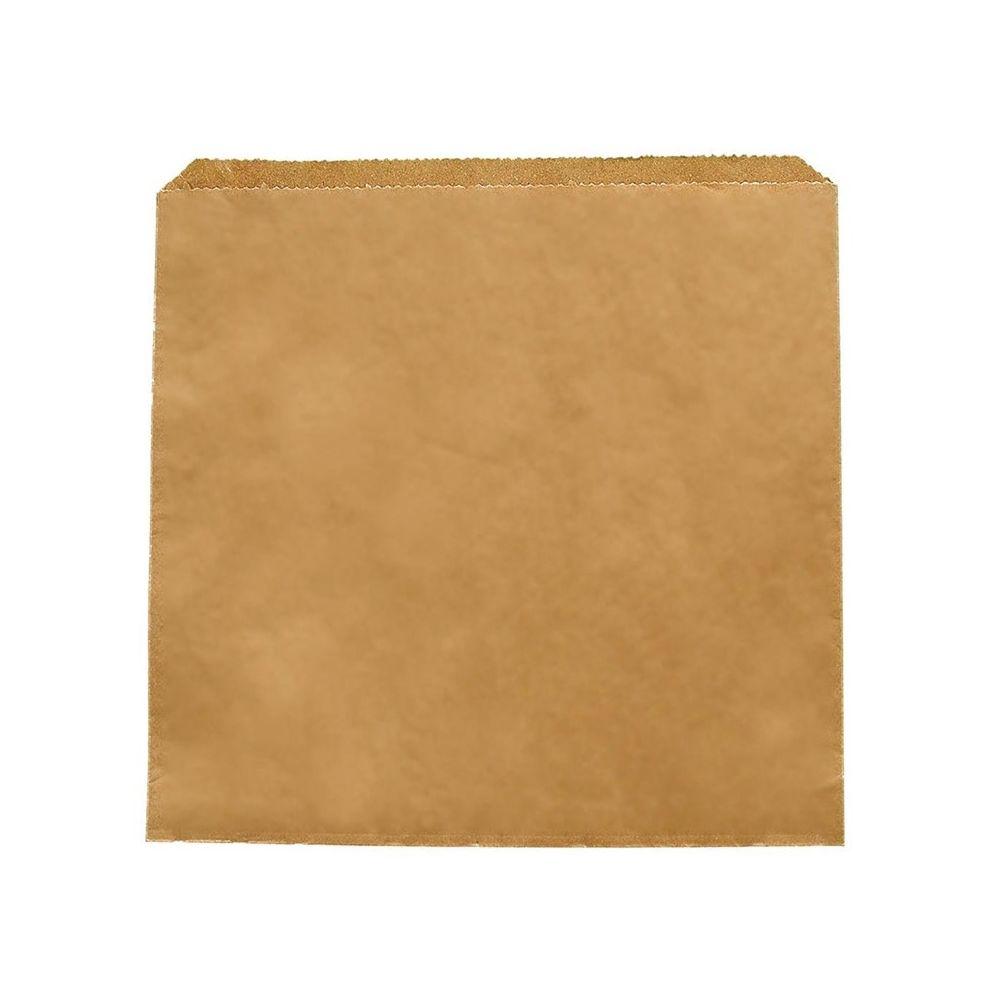 Materiel Chr Pro Sachet Sandwich Kraft Compostable - Lot de 1000 - Vegware -