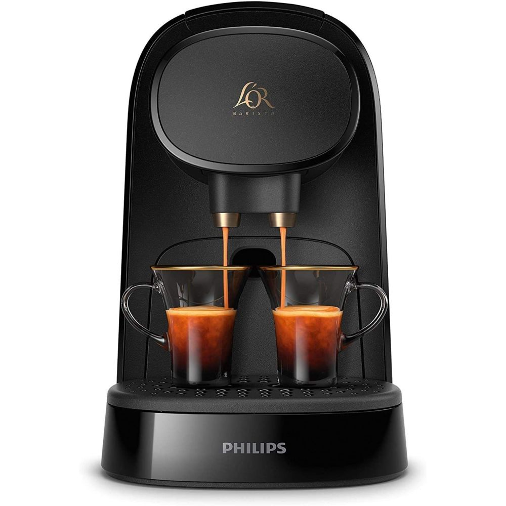 Philips Cafetière espresso automatique de 19 bars 1450W noir