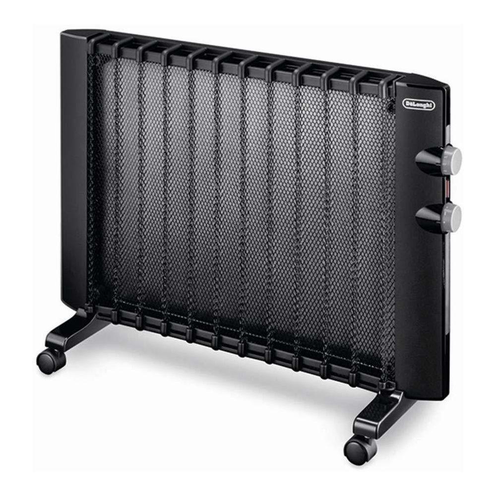 Delonghi radiateur rayonnant mobile ou fixe 1500W noir