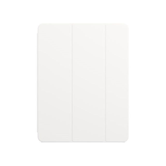 "Apple - Smart Folio pour iPad Pro 2018 12,9"""" - Blanc - Housse, étui tablette Polyuréthane"