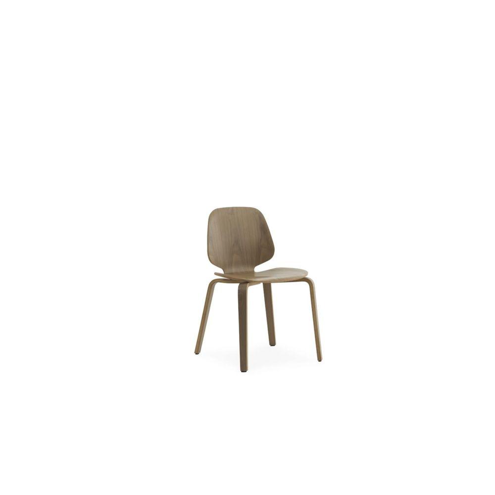 Normann Copenhagen My Chair - noix - bois