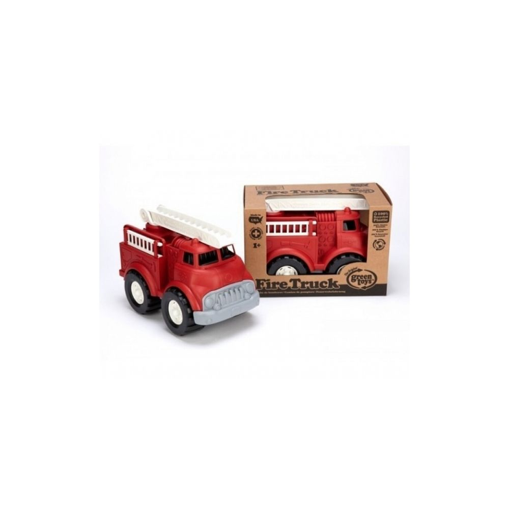 Green Toys Green Toys Camion de pompiers