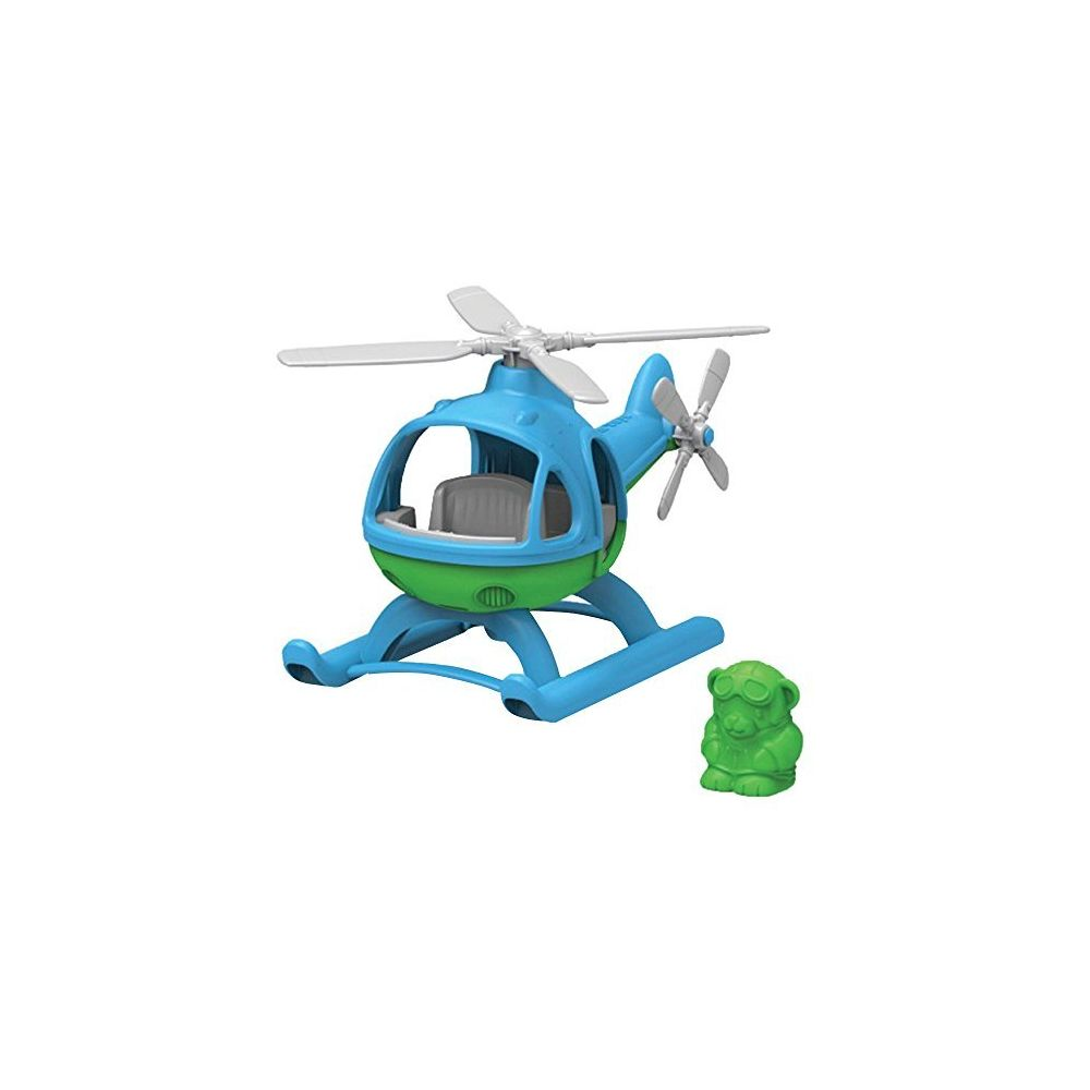 Green Toys Green Toys Helicopter Blue/Green