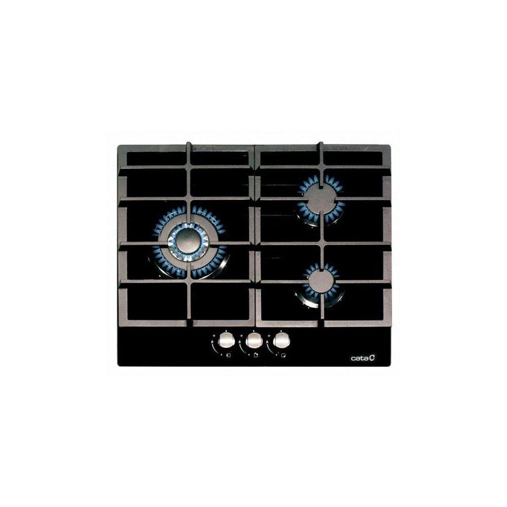 Cata Plaque au gaz Cata LCIB6021BK 60 cm (3 cuisinière)