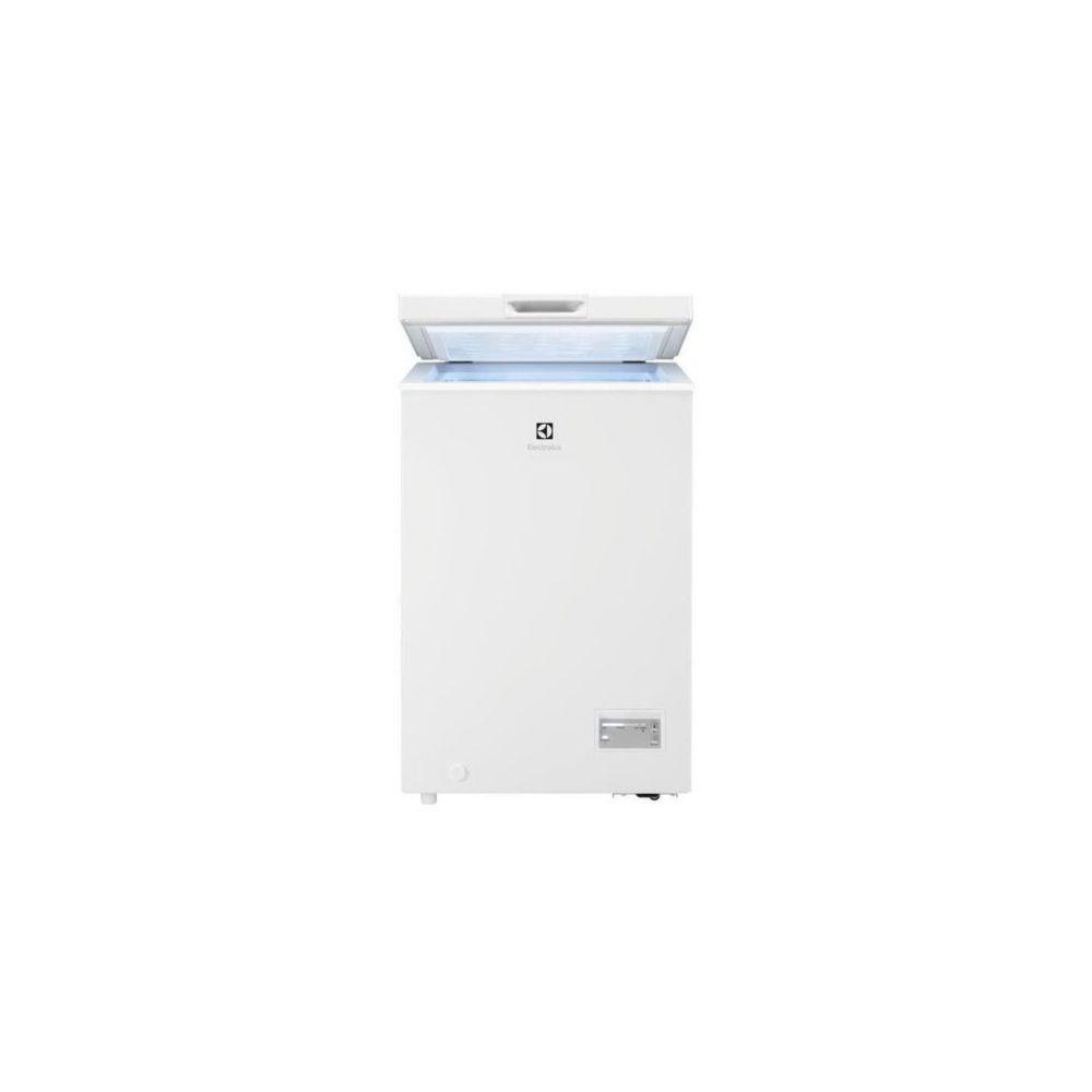 Electrolux Congélateur Coffre - Volume Net Total (litre):98 - Classe D`énergie:a+ Electrolux - Lcb1af10w0