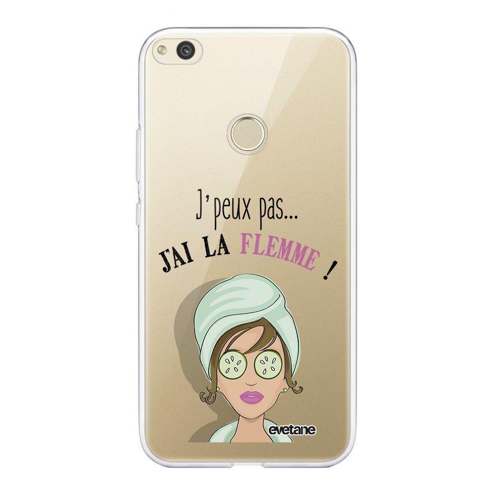 Evetane - Coque Huawei P8 lite 2017 souple transparente J'ai La ...