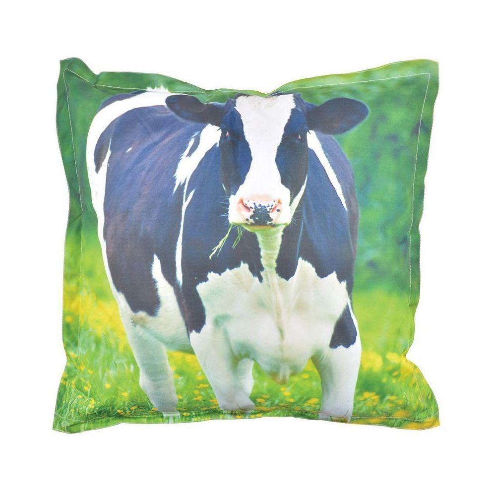 Esschert Design Coussin extérieur imperméable vache Large