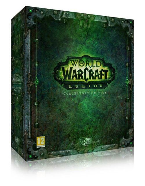 Blizzard - World of Warcraft Legion - Collector édition - PC - Jeux PC