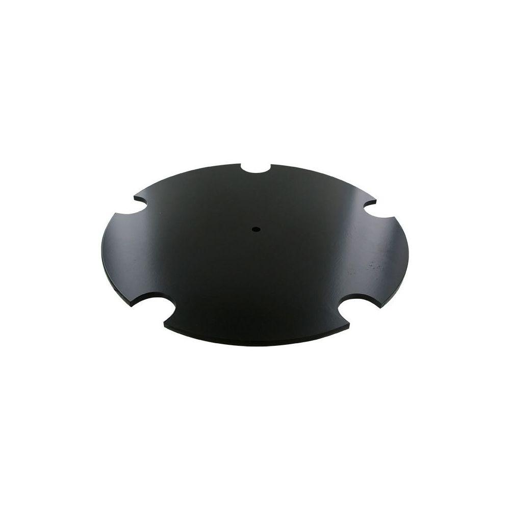 Manart Contrepoids 8 kg - Poids : 8 kg - Diamètre : 410 mm - MANART