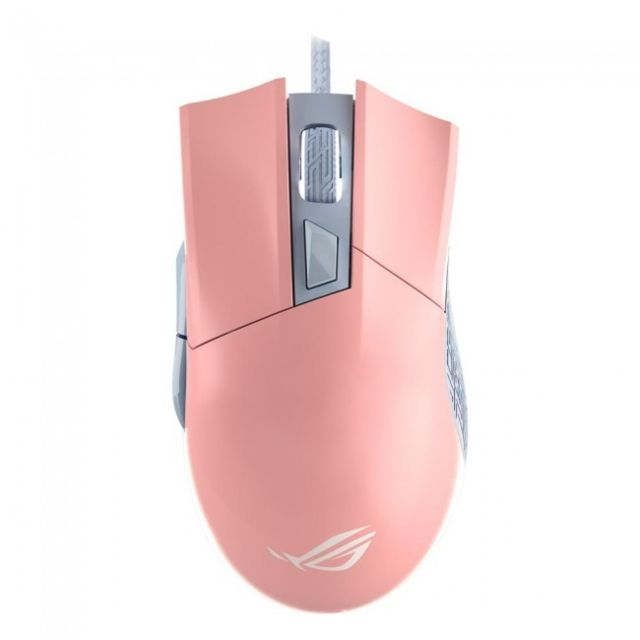 Asus - ROG Gladius II Origin PNK LTD - Souris Asus