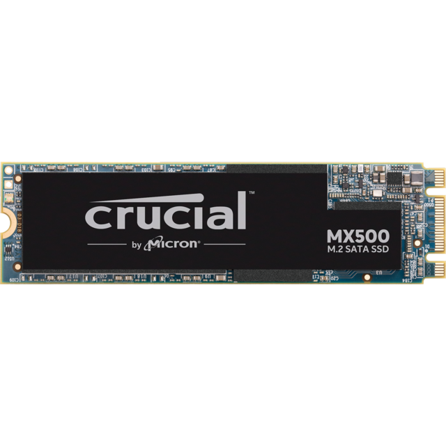 SSD Interne Crucial CT250MX500SSD4