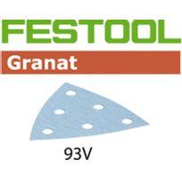 Festool 497170/STF D125//90/gr//100/disques abrasifs P150/ Lot de 100