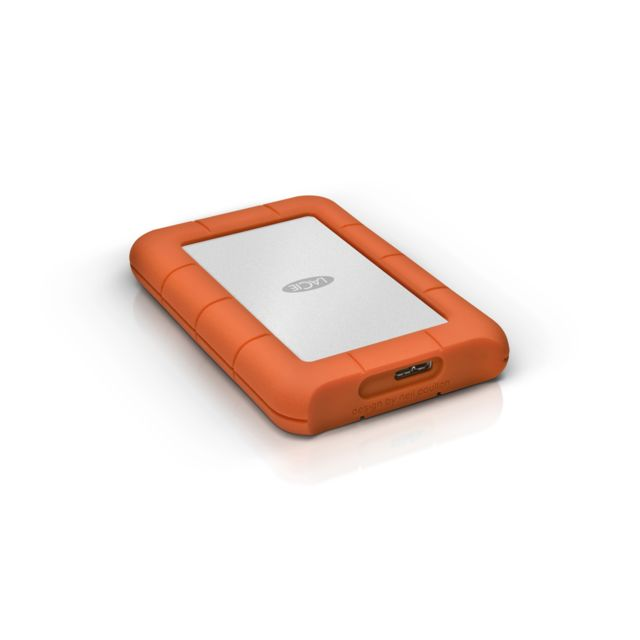 Lacie - Rugged Mini 1 To - 2.5'' USB 3.0 - Disque Dur externe