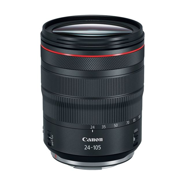 Canon - CANON Objectif RF 24-105 mm f/4L IS USM - Objectifs