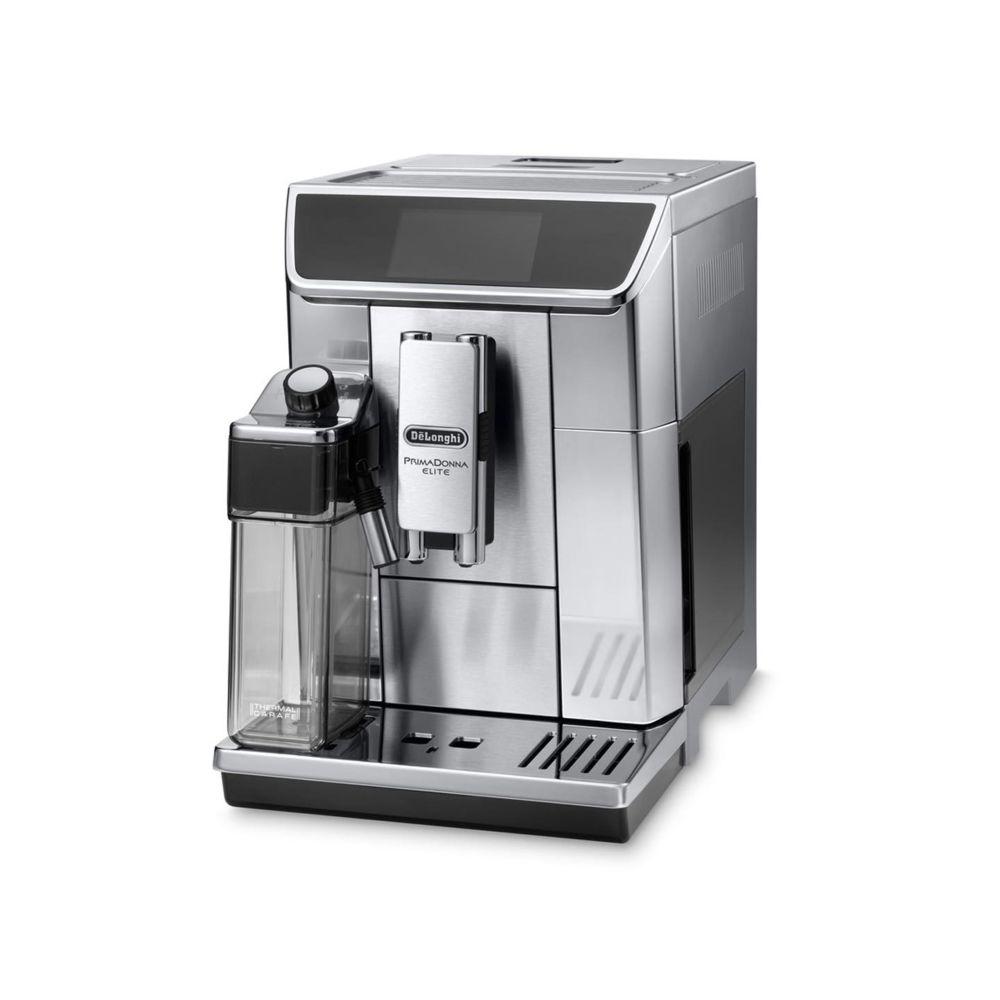 Delonghi Espresso avec broyeur PrimaDonna Elite - ECAM 650.75.MS