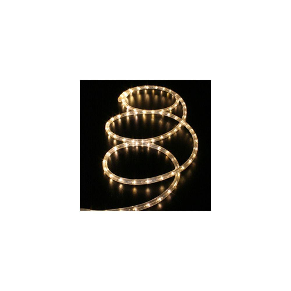 Festilight cordon lumineux 30 leds/m touret de 44m blanc chaud festilight