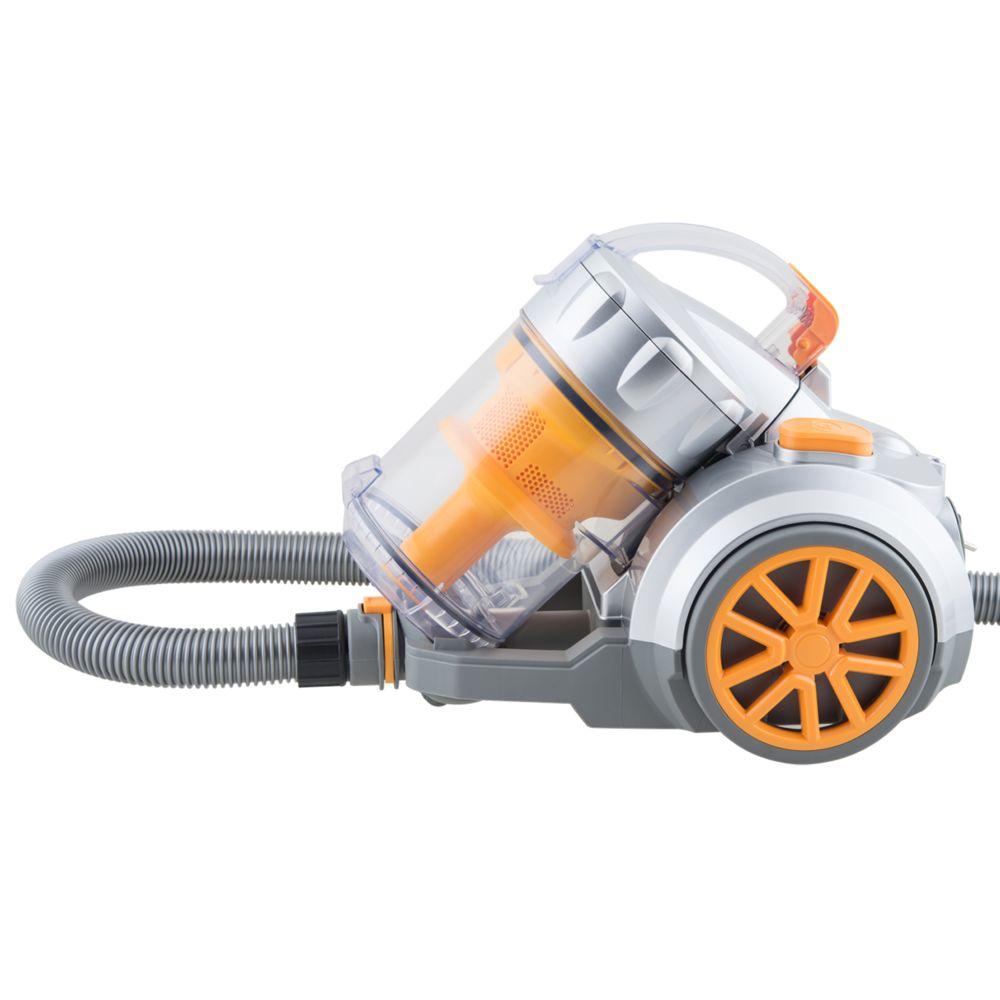 Hkoenig Aspirateur sans sac Hugo orange TC34