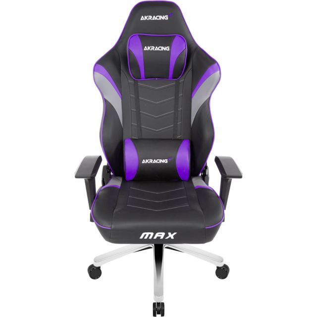 Akracing - Master Max - Indigo - Chaise gamer