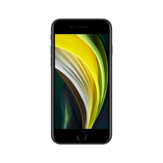 Apple iPhone SE - 64 Go - Noir