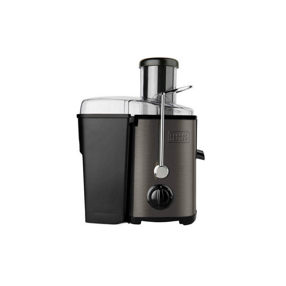 Black & Decker black & decker - centrifugeuse 0.55l 600w noir/gris - bxje600e