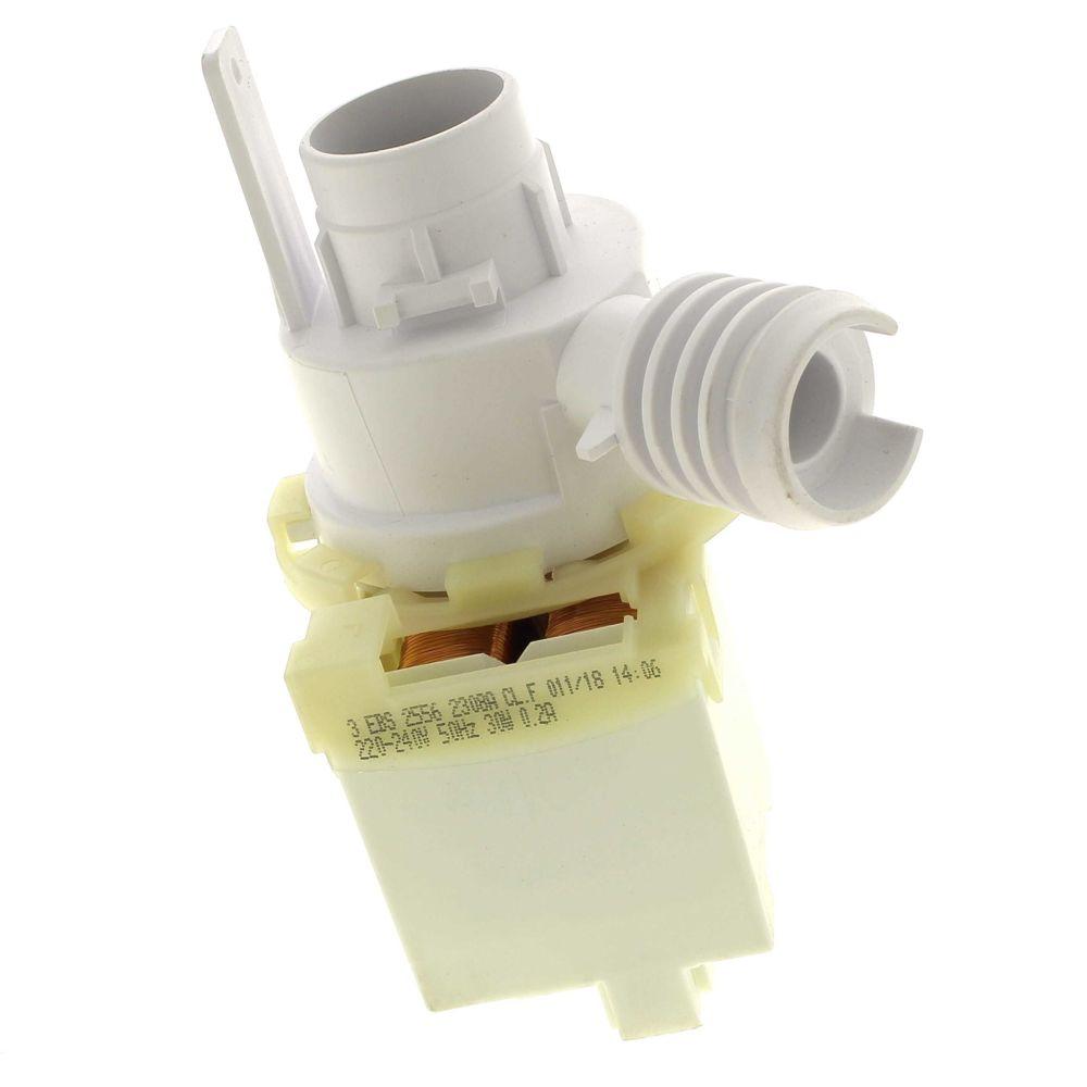 Smeg Pompe de vidange 61841 pour Lave-vaisselle Bauknecht, Lave-vaisselle Whirlpool, Lave-vaisselle Smeg, Lave-vaisselle Bran