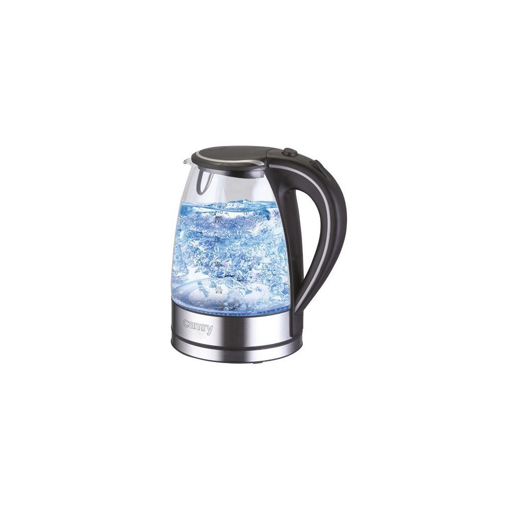 Camry Bouilloire électrique 1.7 L lumineuse
