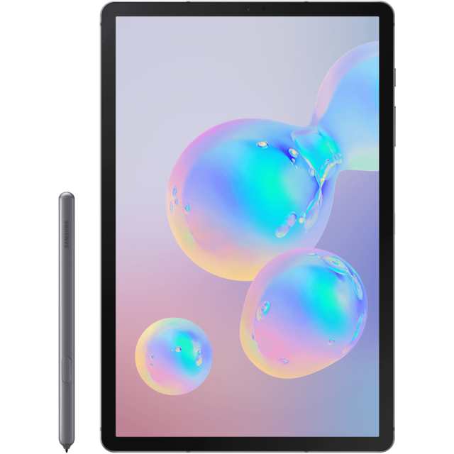 Samsung - Galaxy Tab S6 - SM-T860 - 256 Go - Gris Titane - Wifi - Tablette Android