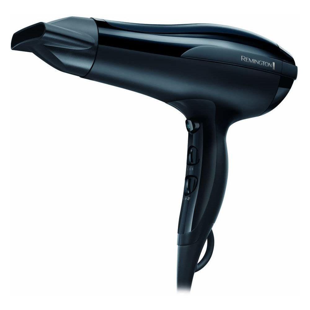 Remington Sèche Cheveux Ionique Céramique 2000W noir
