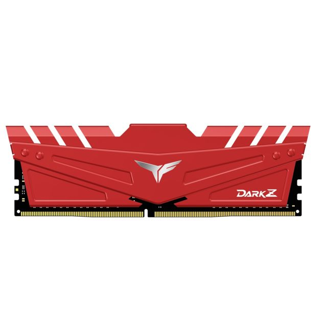 T-Force - Dark Z - 2 x 16 Go - DDR4 3600 MHz - Rouge - RAM PC