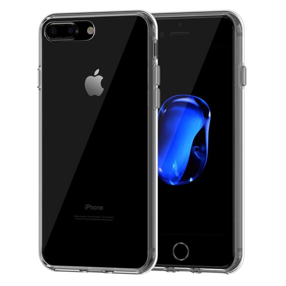 Cabling - CABLING Coque iPhone 7 Plus Transparent [absorbant les ...