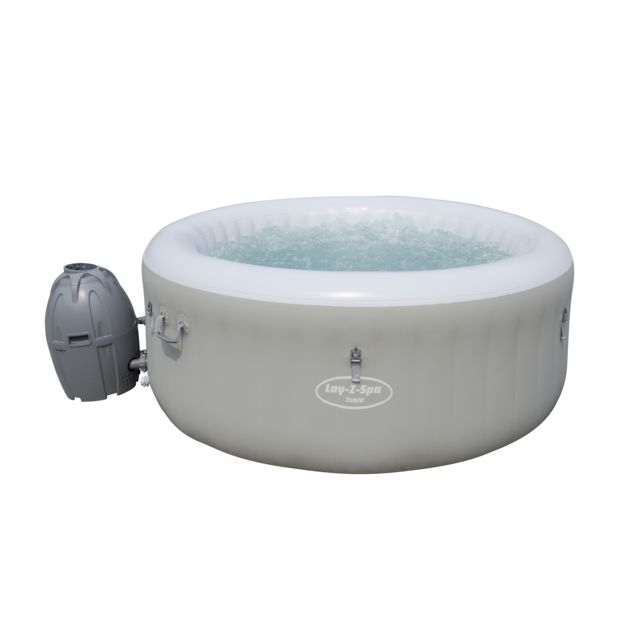 Bestway - Spa gonflable Bestway Lay- Z-Spa Tahiti pour 4-6 personnes - 54186 - BESTWAY - Spa gonflable