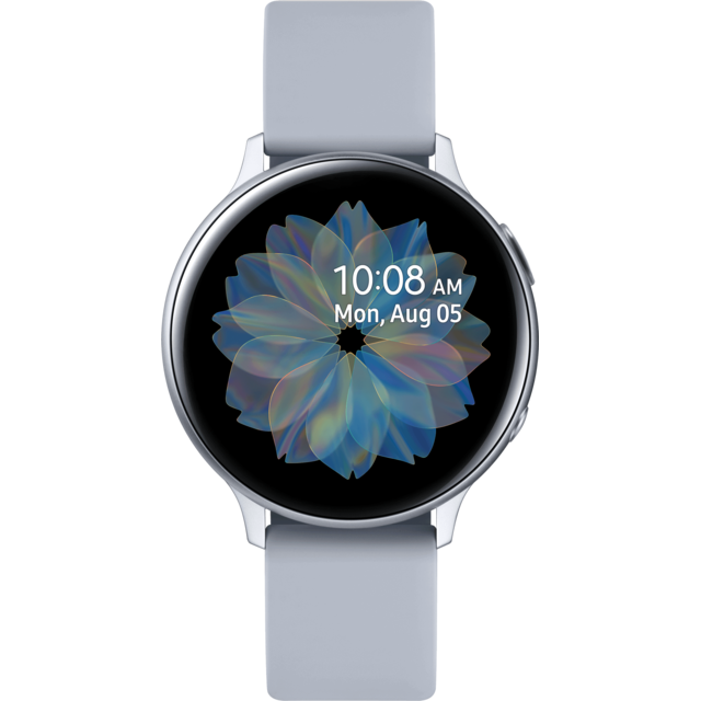 Samsung - Galaxy Watch Active 2 - 44 mm - Alu Bleu Gris - Objets connectés