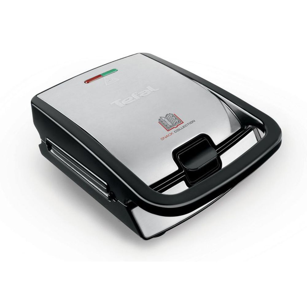 Tefal Croque-gaufre Snack Collection SW853D12
