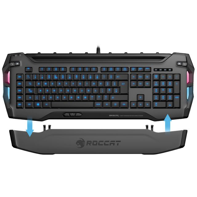 Roccat - Skeltr Grey, Smart Communication RGB - Roccat