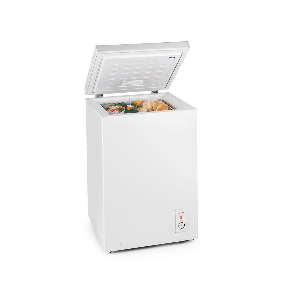 Klarstein Klarstein Iceblokk Congélateur 100 L 75 W classe A+ - blanc Klarstein
