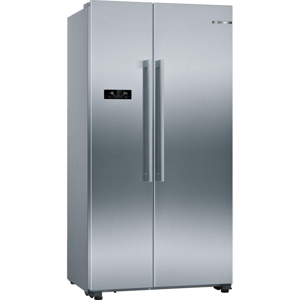 Bosch bosch - réfrigérateur américain 91cm 560l a++ nofrost inox - kan93vifp