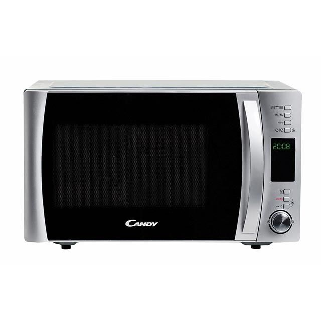 Candy - Micro-Ondes Grill Inox 900W - CMXG-25DCS - Cuisson