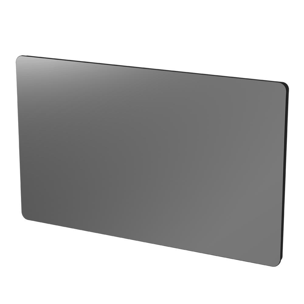 Cayenne Panneaux Rayonnant en verre Miroir LCD 1500W - Cayenne