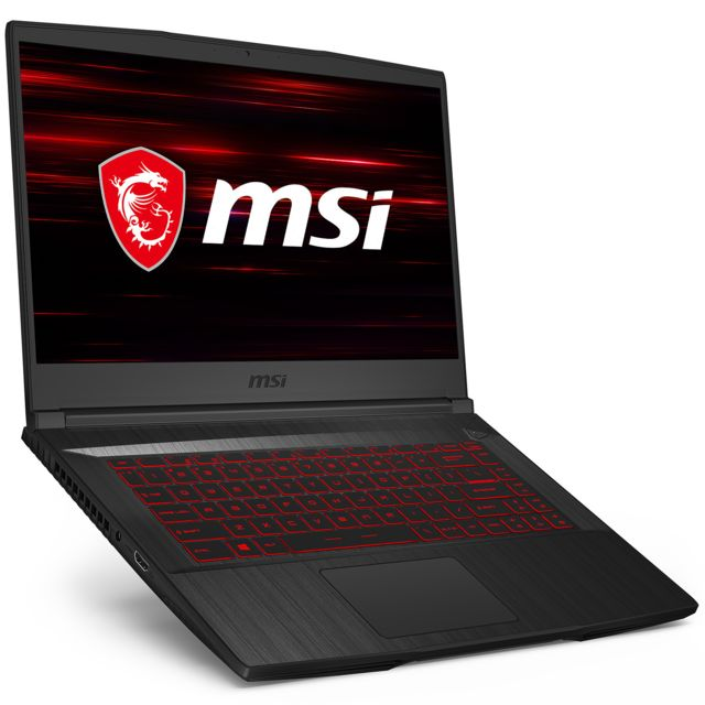Msi - GF65-Thin-10SDR-1094XFR - Noir Msi   - Ordinateurs