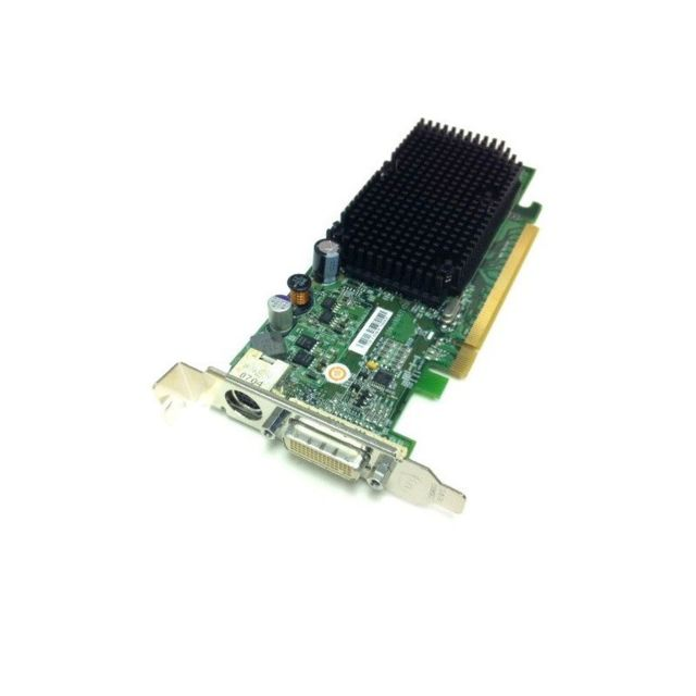 Ati - Carte Graphique ATI Radeon X1300 Pro 256Mo PCIe DMS-59 S-Video JJ461 Low Profile - Carte Graphique AMD